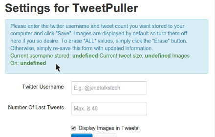 TweetPuller by Jane Ullah